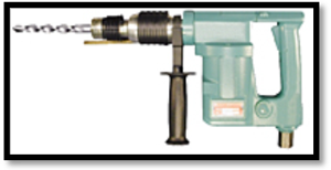 SDS Plus Model Pneumatic Hammer Drill