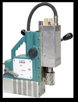Portable Pneumatic Magnetic Drills