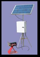 Solar Powered Metering Pumps