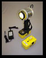 Intrinsically Safe Cordless XP Light